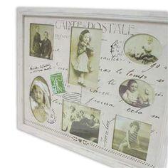 Heaven Sends Carte Postale Wooden Multi Picture Frame