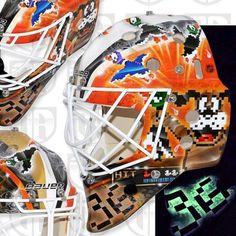 Goalie Mask, Football Helmets, Hockey, Masks, Field Hockey, Face Masks
