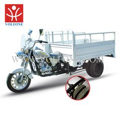 VF0008 | China Henan Luoyang carga pesada com 110cc 125cc 150cc 175cc 200cc auto rickshaw para venda
