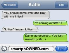 Dirty texts to send to my girlfriend