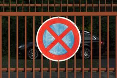 No Stopping Sign Free Stock Photo - Libreshot