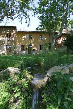 Mas de Raiponce - Gîte et chambres d'hôtes Ecogîte de France - La Barben (13)