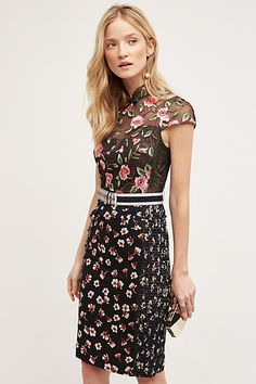 Alpine Rose Dress - #anthrofave