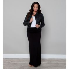 Plus Size Clothing - Chameleon Convertible Skirt & Dress ($88) via Polyvore