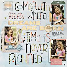 Dreams Are Born | Pink Paislee