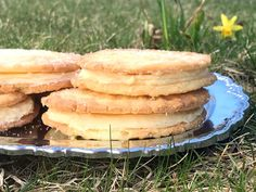Glutenfria franska våfflor Gluten Free Cakes, Gluten Free Recipes, Bread Baking, Cake Cookies, Grain Free, Free Food, Brunch, Food And Drink, Sweets