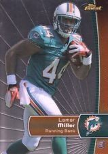2012 Finest #107 Lamar Miller RC by Finest. $3.58. 2012 Topps Co. trading card in near mint/mint condition, authenticated by Seller