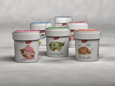 Yogurt Packaging Design and Ideas