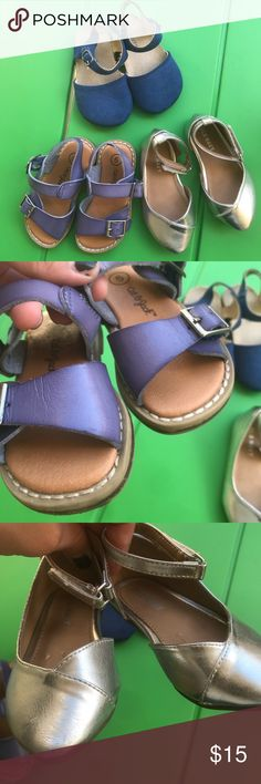 Lot of 3 Toddler shoes 3 pairs of size 5 toddler shoes. Will sell separately ✨ Shoes Sandals & Flip Flops