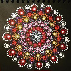#dotmandala #dotting #mandala #dotart #dottilism #art