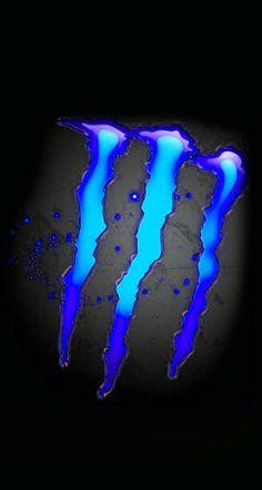 I should have stock in Monster. drink nuff of it. Broken Screen Wallpaper, Black Phone Wallpaper, Cool Wallpaper, Wallpaper Backgrounds, Monster Energy Drink Logo, Monster Energy Girls, Jeep Stiles, Fox Racing Logo, Energy Symbols