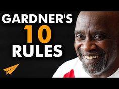 Chris Gardner's Top Ten Rules for Success: week-long motivation series part 5 - Lead Grow Develop