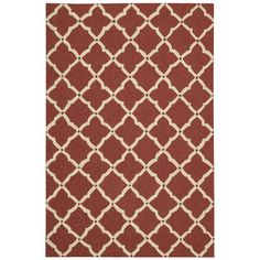 Shop Wayfair for Langley Street Isla Red Indoor/Outdoor Area Rug - Great Deals on all Decor products with the best selection to choose from!