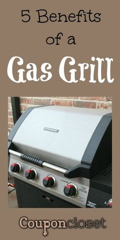 The Benefits of Gas Grilling - do you love your gas grill?