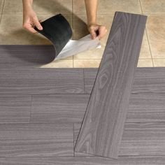 those ugly floors with vinyl plank flooring. Update those ugly floors with vinyl plank flooring.
