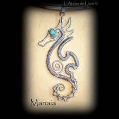 Make some Seahorse bfsandals for Krista