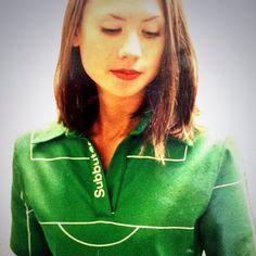 subbuteo dress