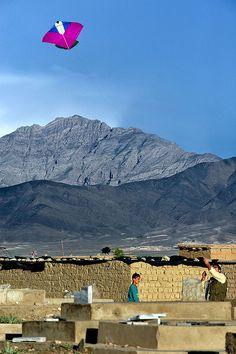 Kites in Afghanistan
