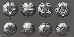 Sci-fi Orbs