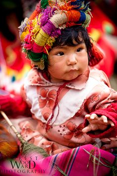 Quechua girl | Flickr - we'd get to meet a Quecha Indian family on the trip