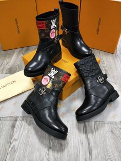 Boot Socks, Bootie Boots, Designer Rain Boots, Louis Vuitton Boots, Fly Shoes, Cool Boots, Luxury Shoes, Your Shoes, Shoe Game
