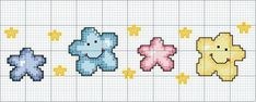 Thrilling Designing Your Own Cross Stitch Embroidery Patterns Ideas. Exhilarating Designing Your Own Cross Stitch Embroidery Patterns Ideas. Baby Cross Stitch Patterns, Cross Stitch For Kids, Cross Stitch Borders, Cross Stitch Baby, Cross Stitch Charts, Cross Stitch Designs, Cross Stitching, Cross Stitch Embroidery, Embroidery Patterns
