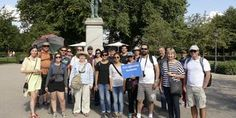 Welcome to Free Tour Stockholm! Our guides will take you on a journey – it's fun, it's direct. The Free Walking Tour Stockholm guides work on a tips-only basis, meaning you can be certain that they will deliver an excellent tour every single day of the year!