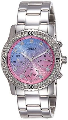 GUESS- CONFETTI Women's watches W0774L1 GUESS