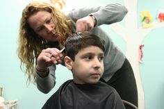 Many families within the Autism community have expressed difficulties with things such as haircuts, dentist visits and optometrist screenings. As a project launched by some of our staff, we will be working towards desensitizing some of these activities for families to make them easier.