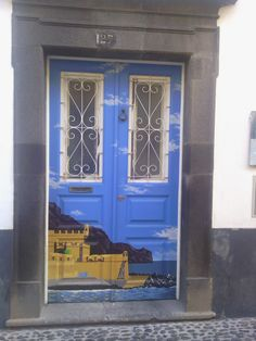 From old town Funchal,Madeira ♥