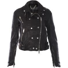 Burberry prorsum jackets BLACK ($2,520) found on Polyvore