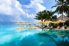 FAMILY-FRIENDLY #MALDIVES The best Maldives #hotels for children to keep your crew ship-shape and mutiny-free.
