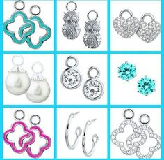 Origami Owl Earrings!! https://www.facebook.com/pages/Origami-Owl-Amanda-Vrbas-Independent-Designer/181220882049188