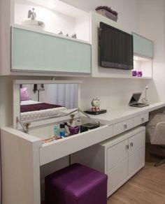 Beautiful teen girls bedroom