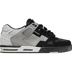 Globe Sabre Skate Shoes - Griffin/Black/Glacier Grey   2012