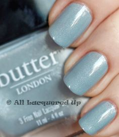"Butter London - Lady Muck  All Butter London nail-polishes are vegan, not tested on animals and ""3-free"" - no formaldehyde, no toluene, no DBP (dibutyl phthalate)"