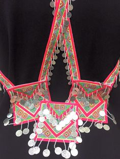 Hmong money belt/bags