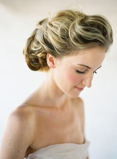 View entire slideshow: Party-Ready Hairstyles on http://www.stylemepretty.com/collection/3988/