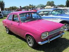 1970 Ford Escort Datsun Car, Datsun 240z, Buick Muscle Car, Classic Trucks, Classic Cars, 70s Cars, Pontiac Cars, Ford Escort, Toyota Cars