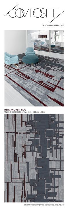 Interwoven Rug