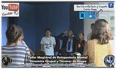 Un Estandarte a las Naciones: Taller Magistral de REINGENIERÍA CEREBRAL y PROGRAMACIÓN MENTAL con el Coach YLICH TARAZONA