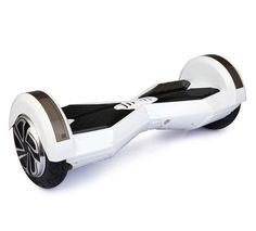 Smart Self Balancing Scooter with Samsung Battery and 8 Inches Wheel