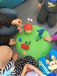 Willkommen im Zahlenland Kindergarten, Poker Table, 3 Years, Montessori, September, Mathematics, Day Care, Primary School, Games