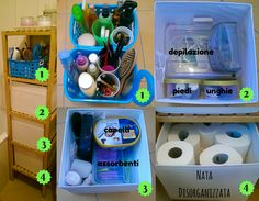 Ideas Para Organizar, Cleaning, Cool Stuff, Toys, How To Make, Planners, Organize, Medicine, Houses