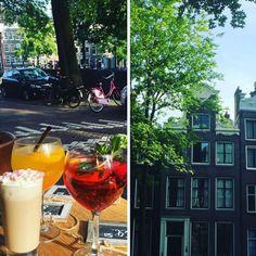 Hendrick's Gin, Amsterdam, Steak, Alcoholic Drinks, Restaurant, Interior, Food, Indoor, Diner Restaurant