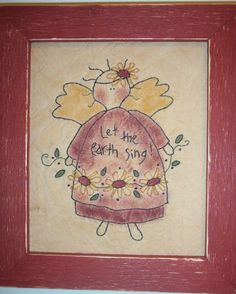 plum creek collectibles patterns - Google Search Diy And Crafts, Crafts For Kids, Country Paintings, Show And Tell, Plum, Stitches, Vintage World Maps, Stamp, Embroidery