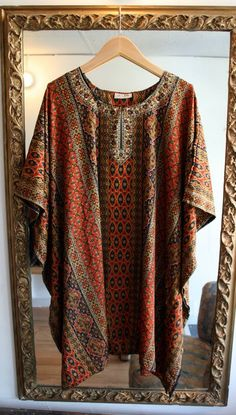 All caftans all the time!