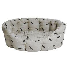 Sophie Allport Labrador Pet Bed   Prezola - The Wedding Gift List