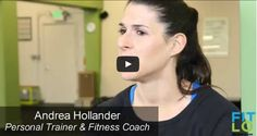 Meet Personal Trainer & Fitness Coach: Andrea Hollander
