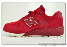 New Balance 580 NB580 MRT580BR Jogging Shoes Suede